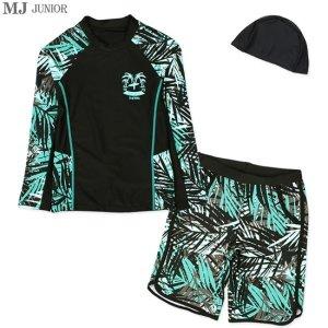 MJ JUNIOR 남주니어래쉬가드세트BR7711(여름)2