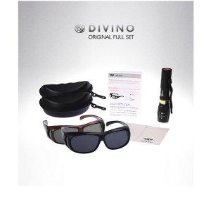 디비노하이테크포렌즈선글라스2개+ LED센라이트사은품