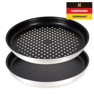독일 하트만 캠핑팬 바베큐팬 세트 캠핑팬+바베큐팬