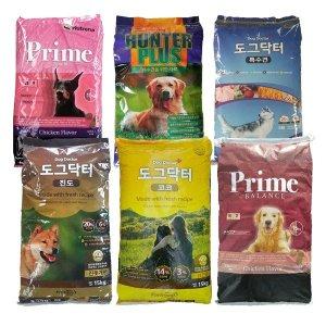 팜스코 뉴트리나 애견사료 대형견 강아지 개사료 15kg