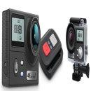 4K 30M방수 초소형 캠코더 카메라 액션캠 무선리모콘