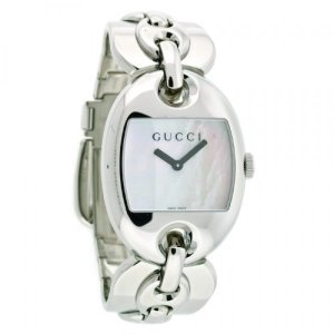 GUCCI Womens YA121302 121 Marina Chain Quartz Watc