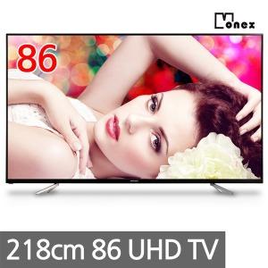 UHDTV 218cm 86 티비 4K 텔레비전 LG패널
