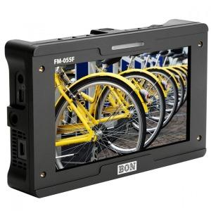 보은전자  BON 모니터 FM-055F /풀HD/SDI/HDMI입출력