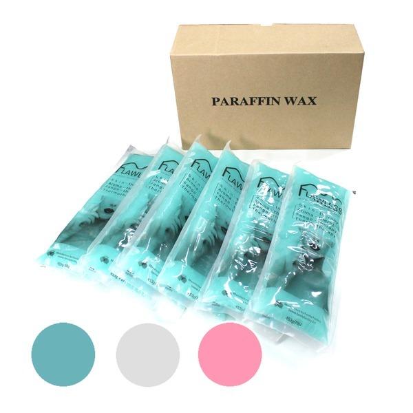 플로리스 파라핀왁스 1box-6개 파라핀리필 파라핀베스