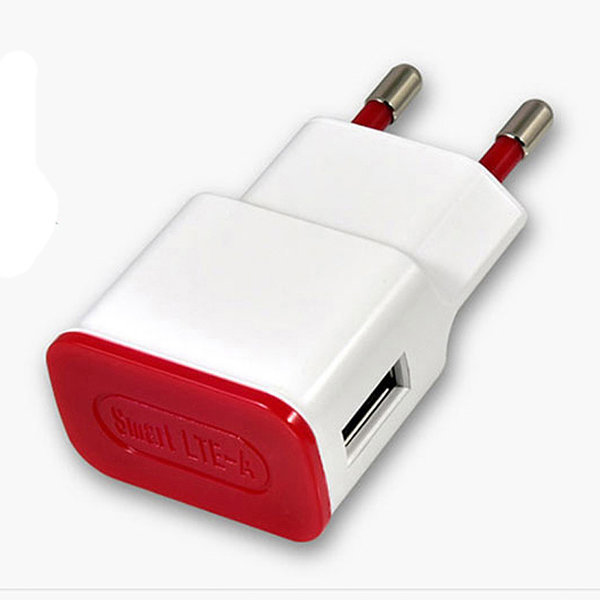 인지 싱글 USB 아답타 충전기 2A