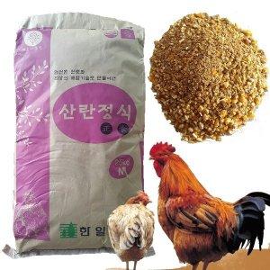 한일 산란정식 25kg 산란계 닭사료 병아리 닭모이