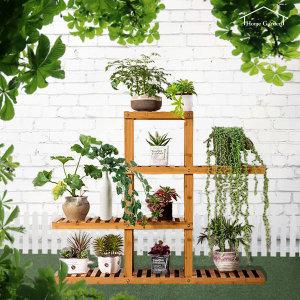 홈가든 화분진열대/베란다 정원 홈가드닝 화분선반