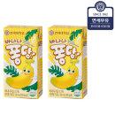 연세우유바나나퐁당 연세우유 바나나퐁당 190mlx24입