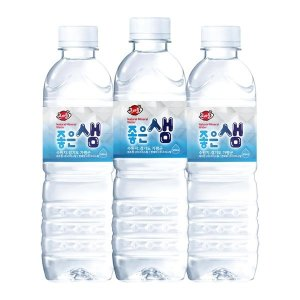 큰아들 좋은샘 생수 500mlx20병 미네랄워터/무료배송