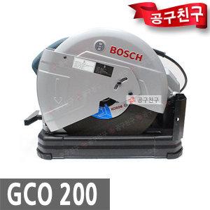 2019년 보쉬 GCO200 고속절단기 절단 컷팅 GCO2후속