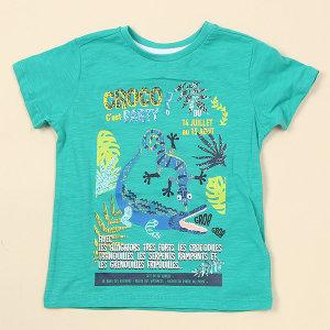 루소 정글 티셔츠 P112H5TS183