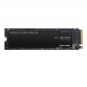 WD Black SN750 M.2 NVMe SSD 250GB 정품 무상AS 5년