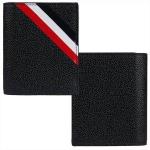 톰브라운  19SS 삼선 카드지갑 (MAW044A 00198 001)