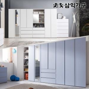 애니 프리미엄 400/800 옷장/장롱/서랍장/화장대