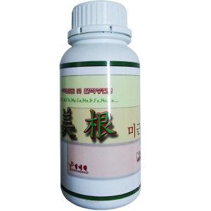 (미근500ml)뿌리발근제/삽목/훼손된뿌리복구/영비원