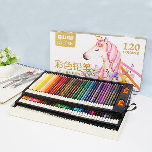 그림 색연필 120색 세트 디자인 미술 드로잉 색연필