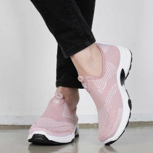 편하고 가벼운 여름 니트 슬립온 운동화 여자 신발