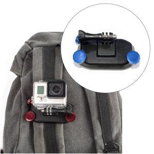 스트랩 마운트 고프로 액션캠 가방 백팩 거치대