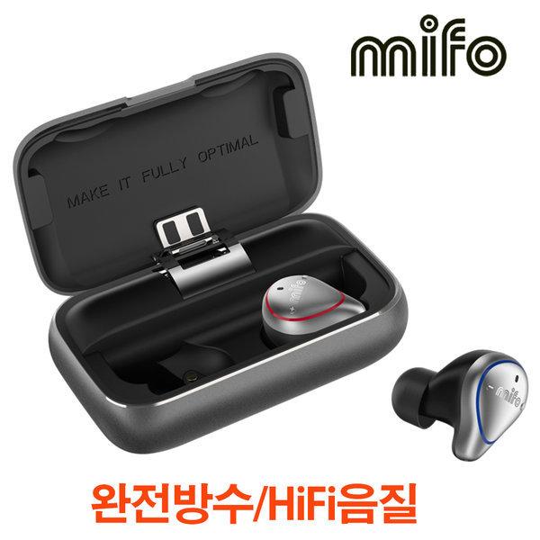 미포 05 블루투스5.0이어폰 완전방수 HIFI음질 대용량