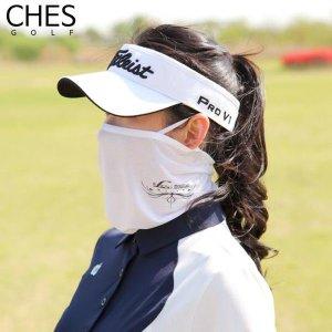 (체스골프) (체스골프-기획상품) 쿨 냉감 스카프 귀걸이 마스크