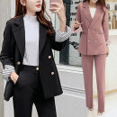 자켓+팬츠 여성 정장세트 슬랙스바지 투피스