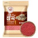 국산 홍국쌀 500g (2018년산)