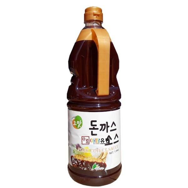 이슬나라/돈까스소스 1.9kg