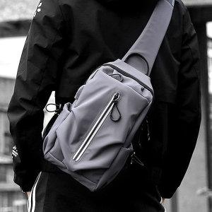 V15 여행용 남자 슬링백 가방 힙색 크로스백 메신저백