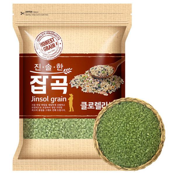 국산 클로렐라쌀 4kg (2018년산)