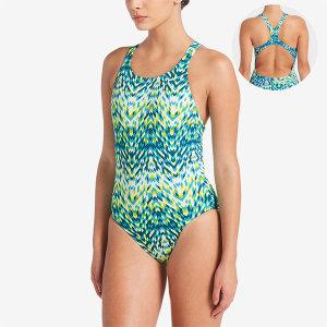 나이키 여성수영복 디지 애로우 파워백 NESS9005-430