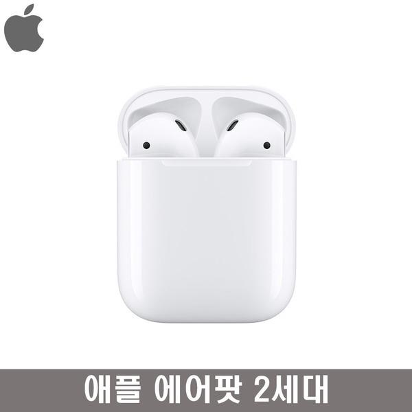 애플 에어팟 2세대 / 무선충전케이스모델 / 국내AS
