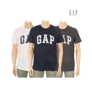 남녀공용 빈티지 로고 반팔 티셔츠 4종 택1(5119126042056외3종)