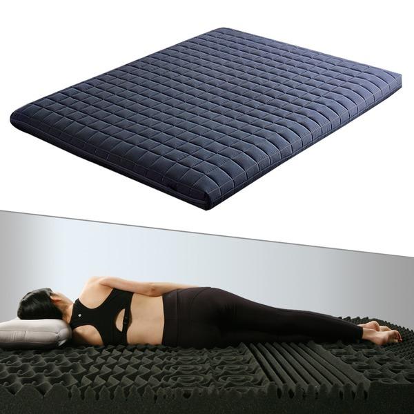 기절 마약매트리스 침대 접이식 바닥 토퍼 수면매트