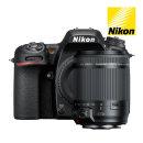 정품 D7500 + 18-200mm VC DSLR 카메라 사은품 증정