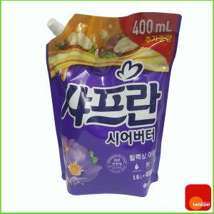 섬유유연제/샤프란/아로마/리필/2.0Lx6개/M1