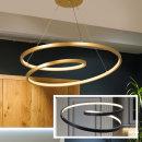 거실등/LED조명 /국산/LED블랙홀팬던트/중40W(2color)