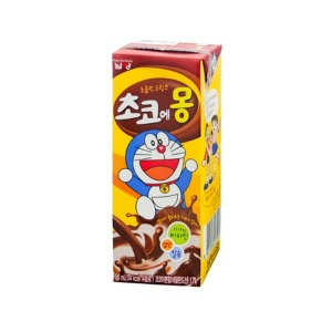 남양)초콜릿드링크초코에몽180ML
