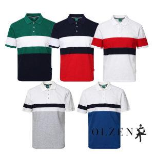 컬러블럭 티셔츠 모음ZAY2TT1332 9