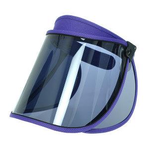 GCX25.여성 자외선차단 필름 날개 썬캡 썬바이져 여름