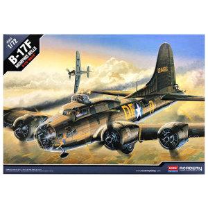 아카데미-1/72 B-17F 멤피스벨 12495