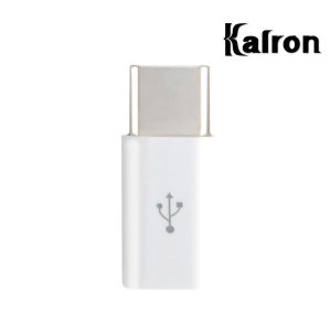 ET-G5G 5핀에서 C타입 변환 충전잭 USB 5핀젠더 화이트