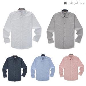 남성 기본 솔리드 셔츠 10종 택1