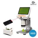 200만화소 전자현미경 액정스크린 PC모니터 겸용