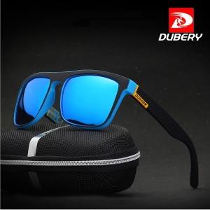 DUBERY731 편광선글라스 미러렌즈 자전거 낚시 등산