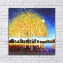 대형 자작나무 그림  자작나무액자 풍경화 나무그림