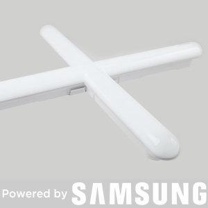 led 형광등 방등 거실등 등 나스필 십자등 80W_삼성칩