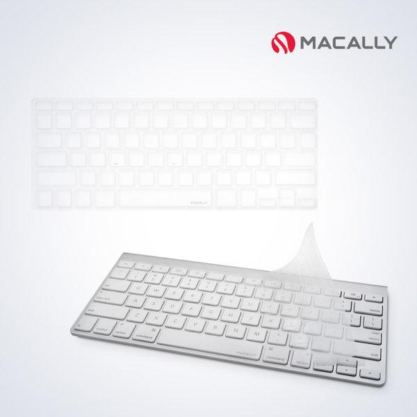 맥북용 13인치 키보드 키스킨 투명 KBGUARDC