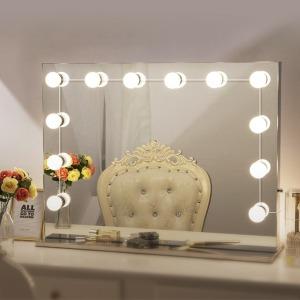LED 메이크업 화장대 거울 USB 조명 키트