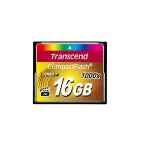 Transcend  CF 1000X UDMA 7 (16GB 정품)